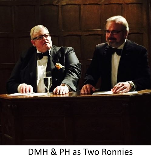 DMH & PH as The Two Ronnies